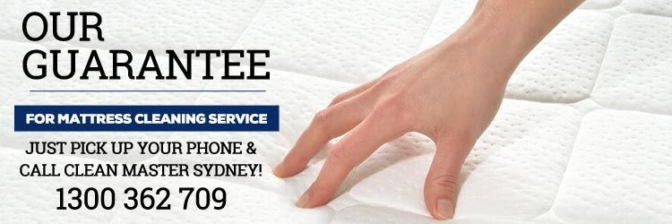 Guarantee Mattress Cleaning Round Corner
