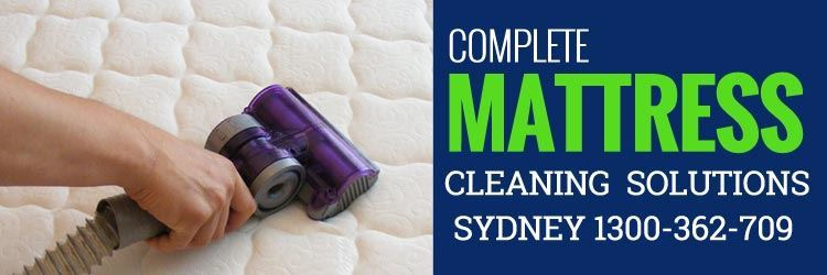 Mattress Cleaning Camperdown