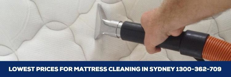 Mattress Sanitisation Cammeray