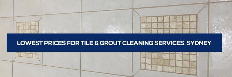 Tile Cleaning Kirribilli