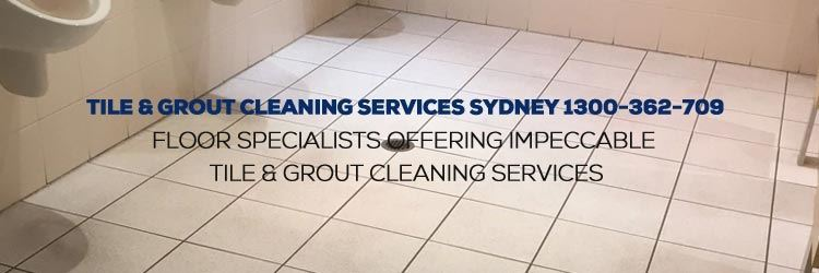 Tile and Grout Cleaning Services Woronora