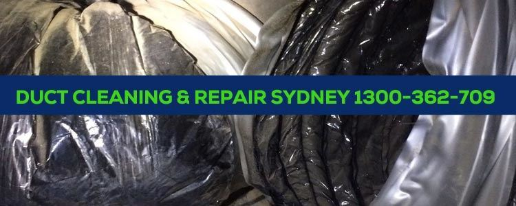 Duct Cleaning and Repair Bow Bowing