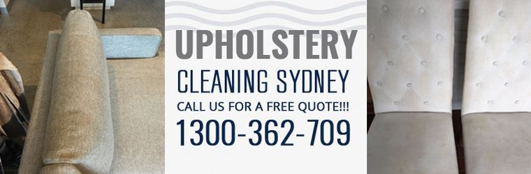 Upholstery Cleaning Dora Creek