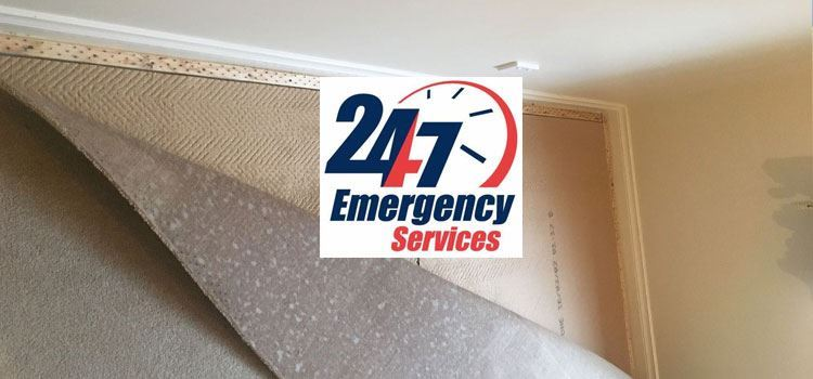 Flood Damage Carpet Restorations Bow Bowing