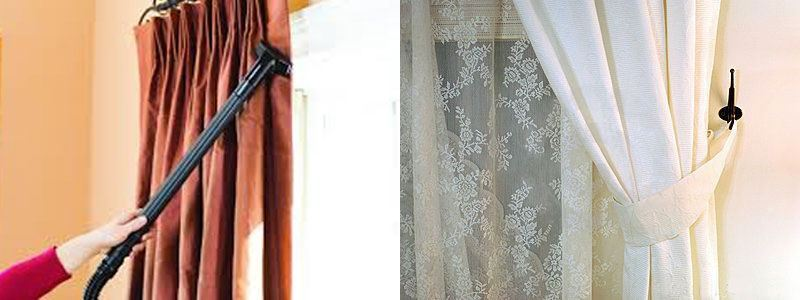 Curtain Cleaning Heathcote