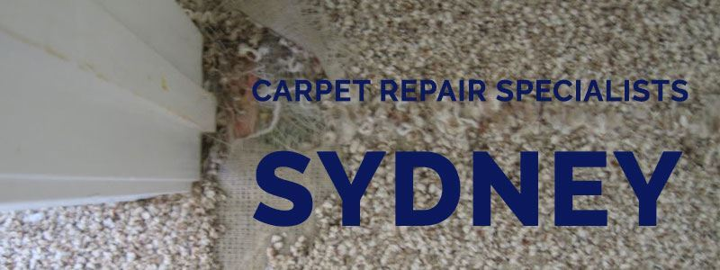Carpet Repairs Kirribilli