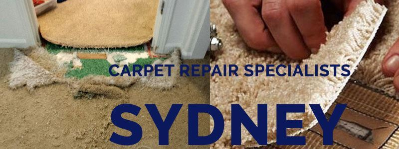 Carpet Repair Lovett Bay