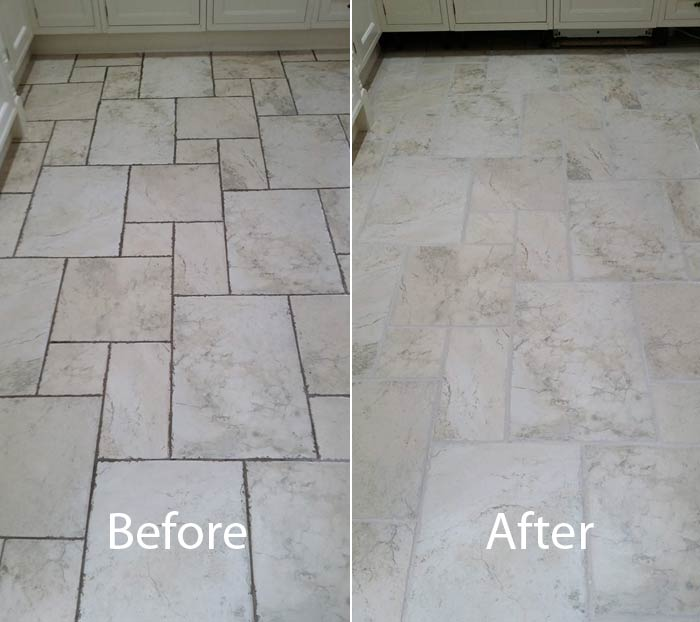 Tile and Grout Cleaning Gingkin