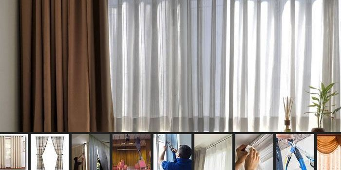 Same Day Curtain Steam Cleaning Glebe
