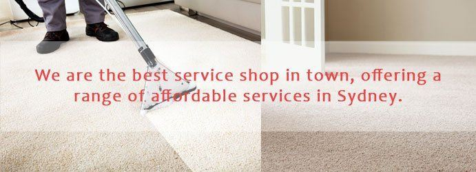 Reason for choosing our carpet cleaners