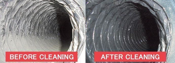 Ducted Heating Cleaning Pound Bend