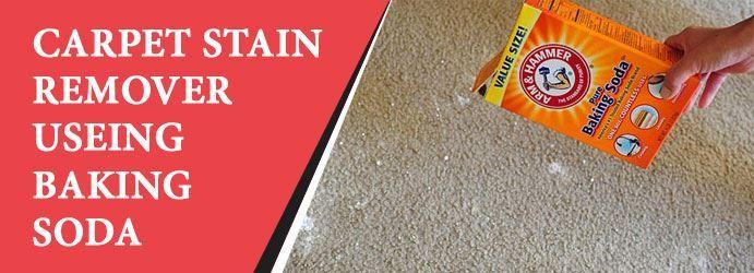 Carpet Stain Remover Using Baking Soda Sydney