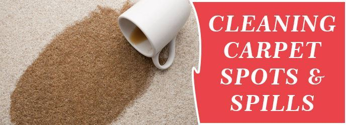 Cleaning Carpet Spots and Spills Sydney