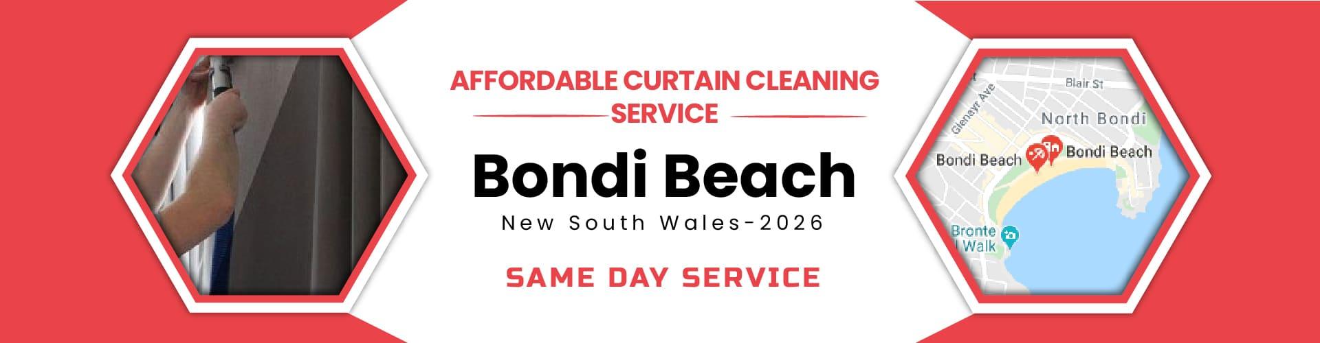 Curtain Cleaning Bondi Beach