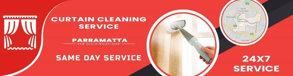 Curtain Cleaning Parramatta