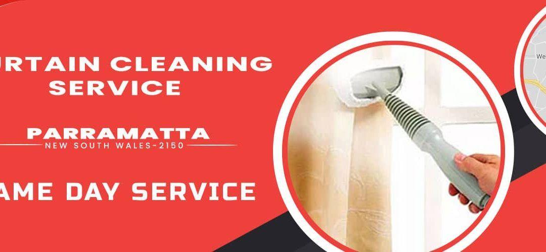 Curtain Cleaning Parramatta