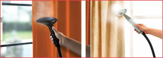 Curtain Steam Cleaning Service Summerlands