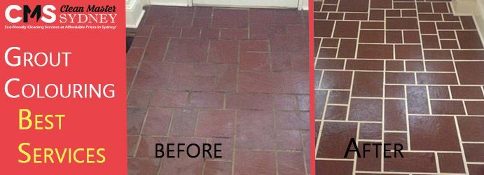 Grout Colouring Keysborough