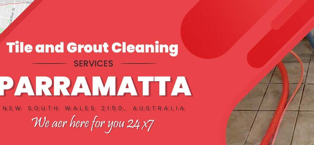Tile Grout Cleaning Services Parramatta