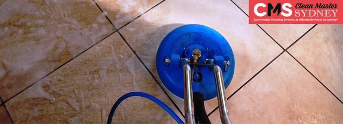 Tile & Grout Sanitizing Sydney
