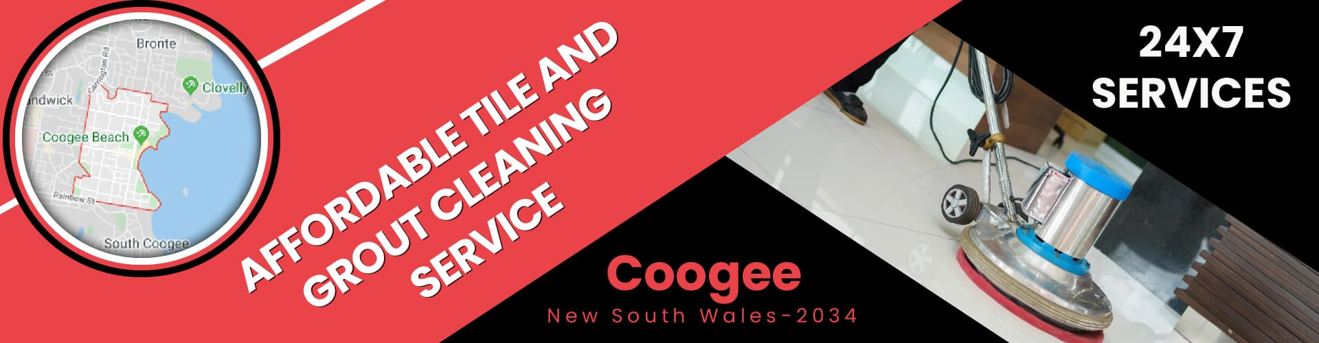 Tile and Grout Cleaning Coogee
