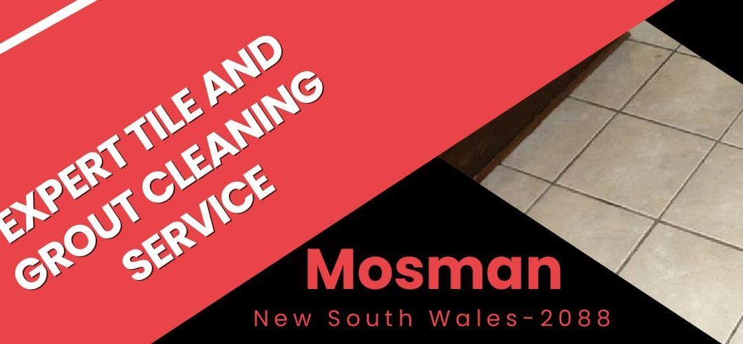 Tile and Grout Cleaning Mosman