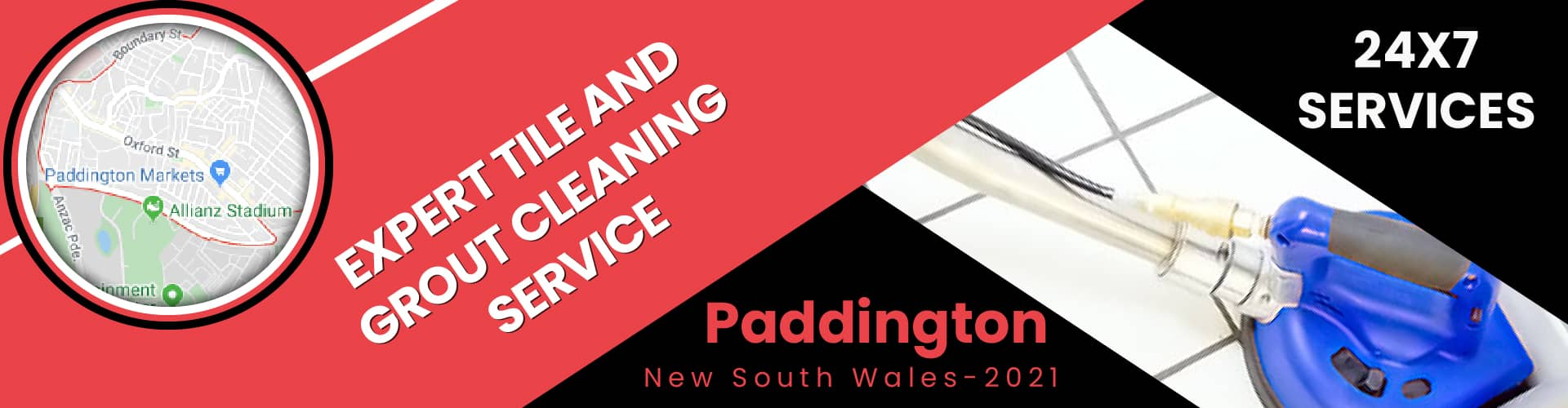 Tile and Grout Cleaning Paddington