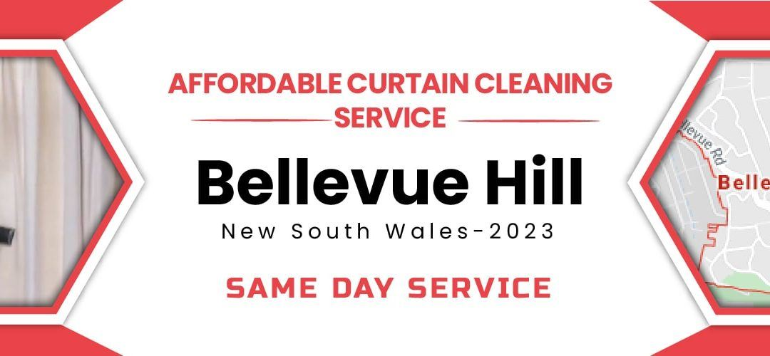 Curtain Cleaning Bellevue Hill