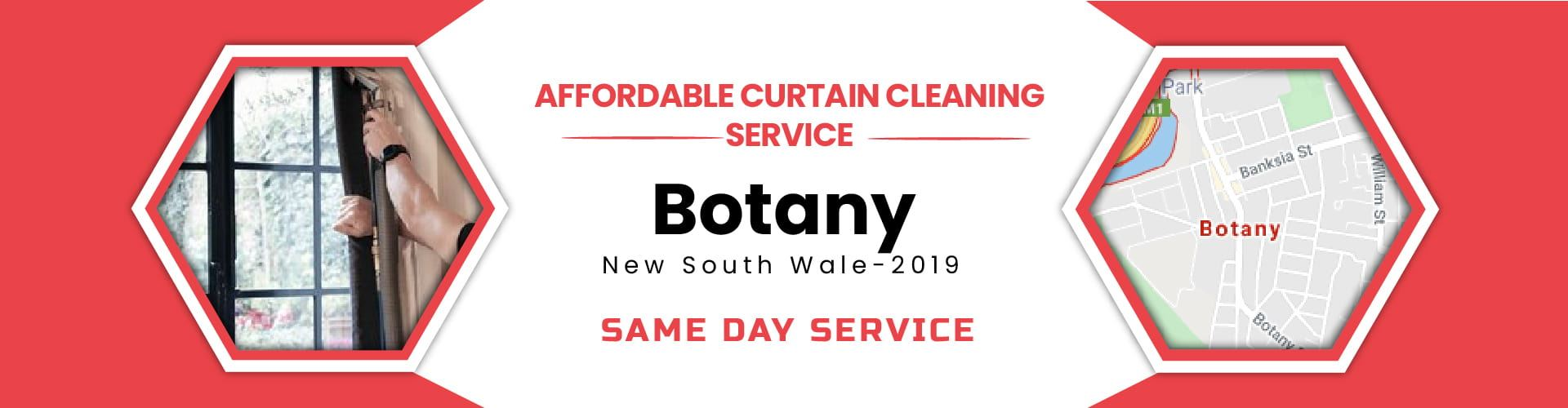 Curtain Cleaning Botany