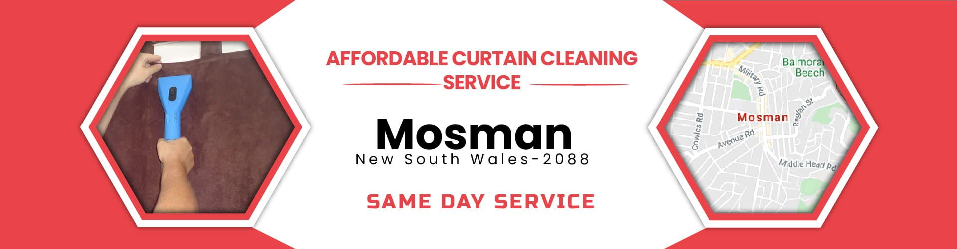 Curtain Cleaning Mosman