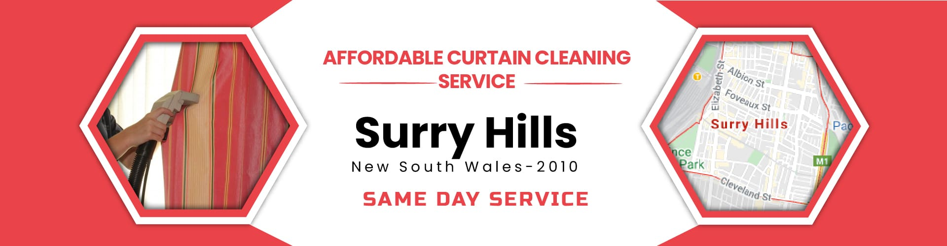 Curtain Cleaning Surry Hills