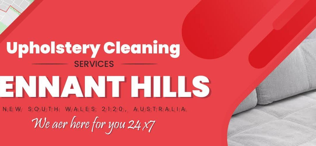 Upholstery Cleaning Pennant Hills