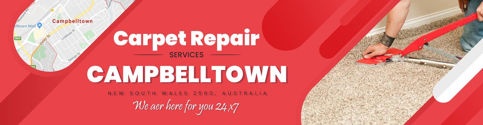 Carpet Repair Campbelltown