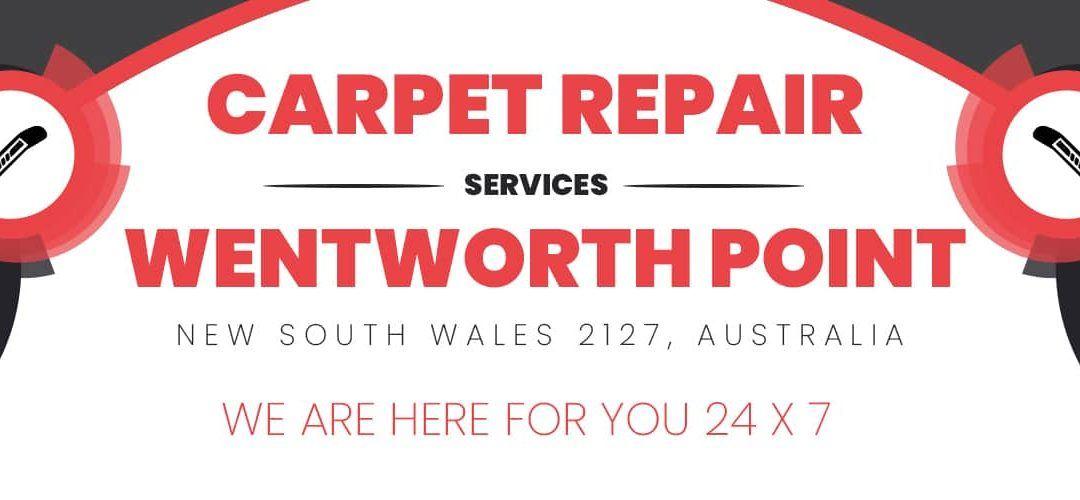 Carpet Repair Wentworth Point