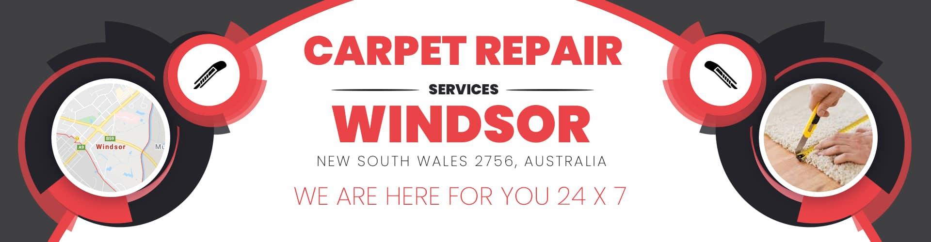 Carpet Repair Windsor