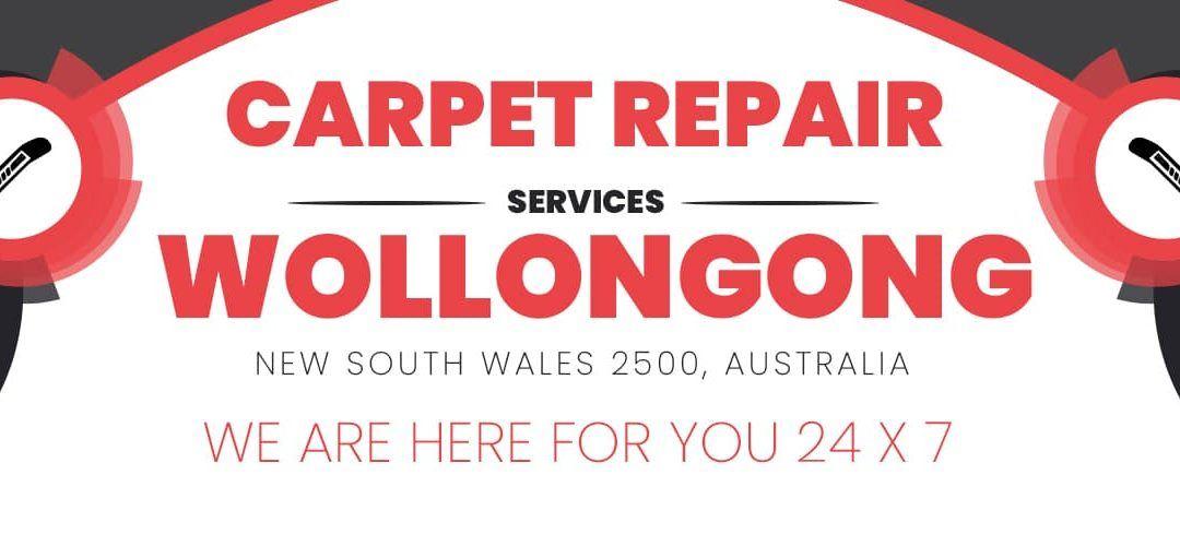 Carpet Repair Wollongong