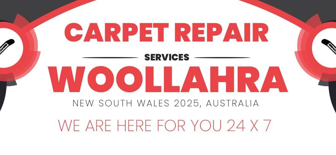 Carpet Repair Woollahra