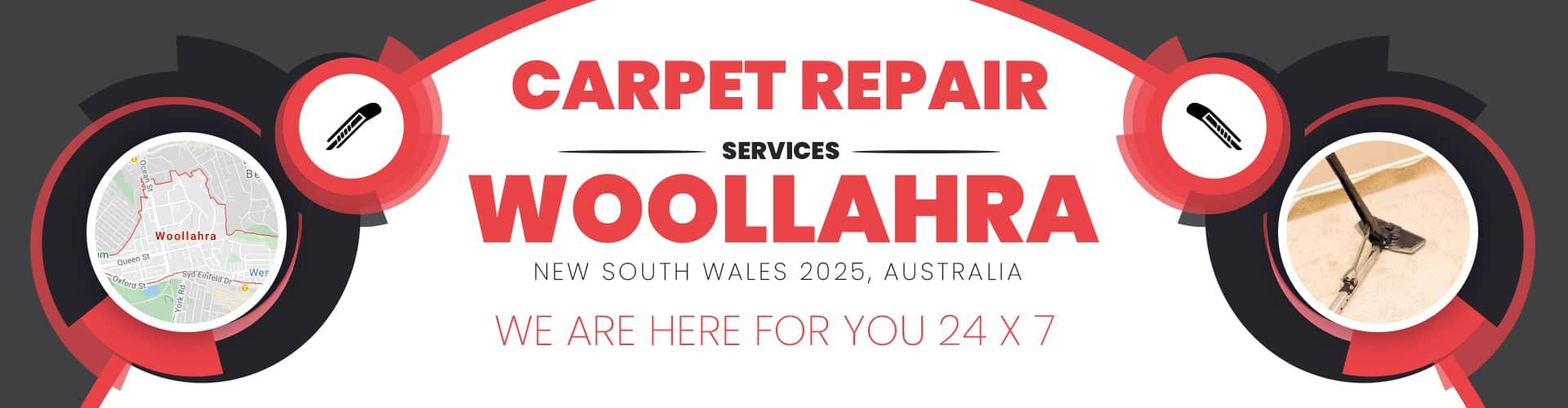 Carpet Repair Woollahra
