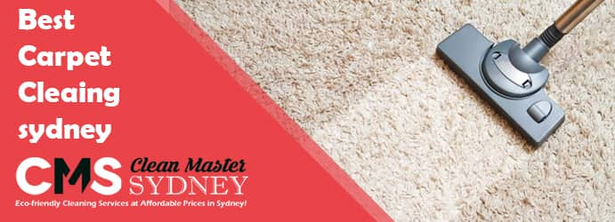 Best Carpet Cleaning Double Bay