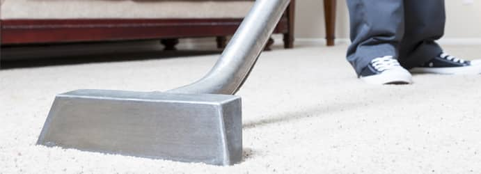 Professional Carpet Cleaning Round Corner