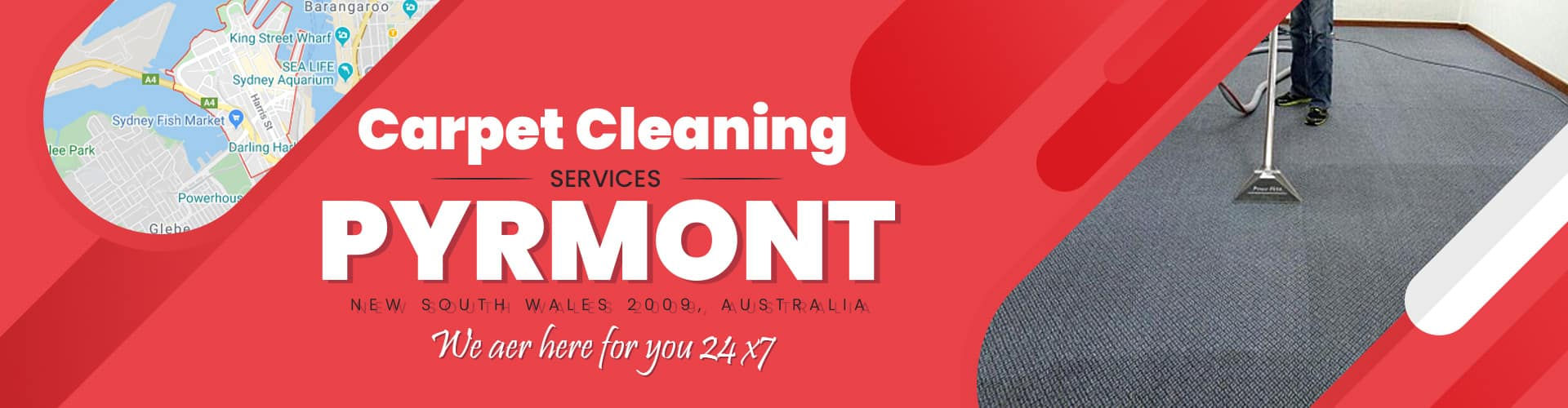 Carpet Cleaning Pyrmont
