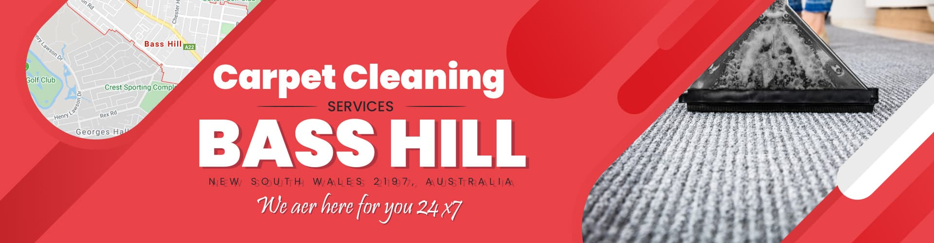 Carpet Cleaning Bass Hill