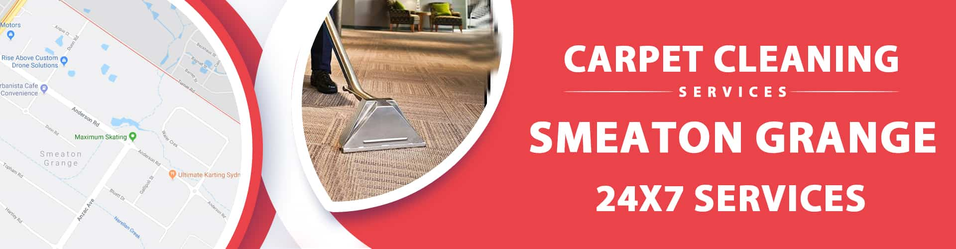 Carpet Cleaning Smeaton Grange