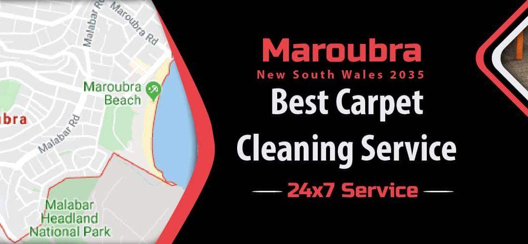 Carpet Cleaning Maroubra