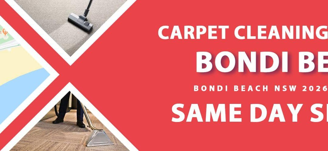 Carpet Cleaning Bondi Beach