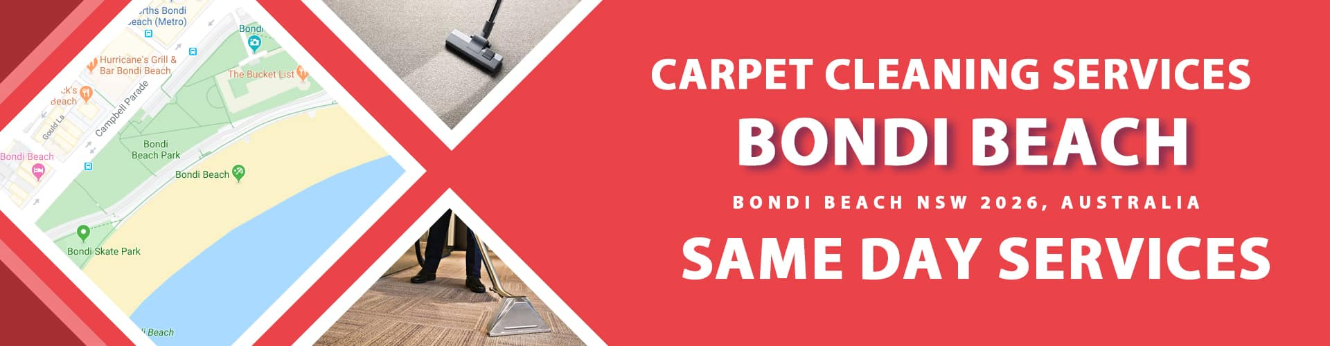 Carpet Cleaning Bondi Beach