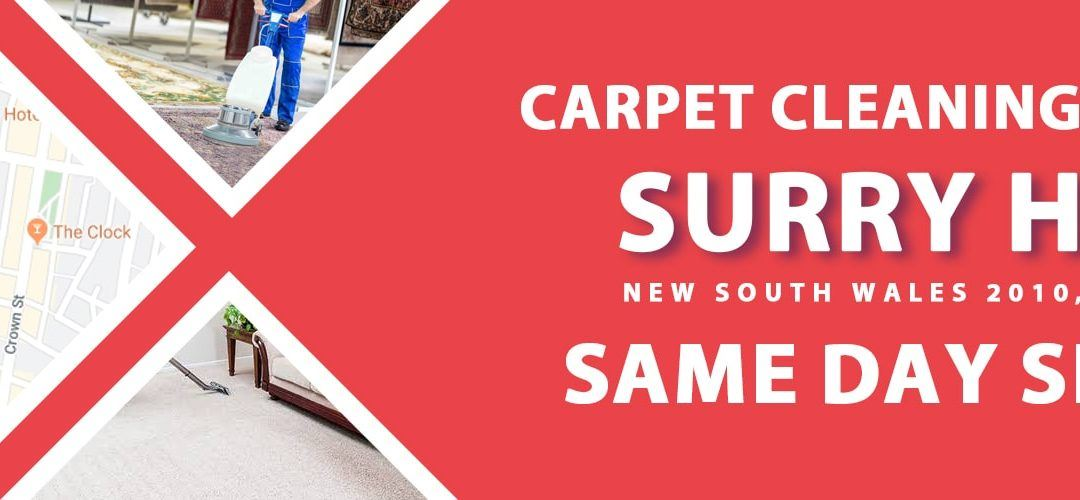 Carpet Cleaning Surry Hills