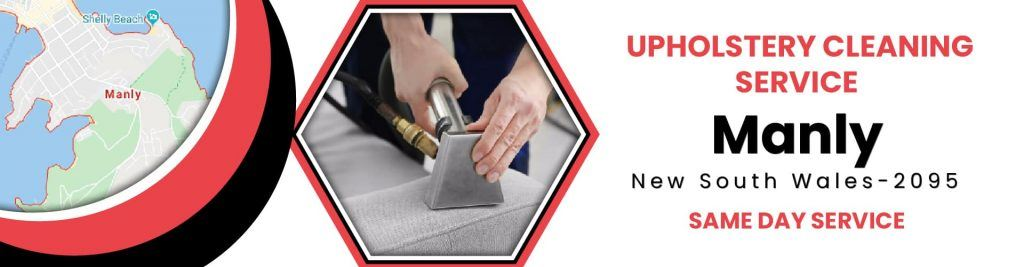 Upholstery Cleaning Manly