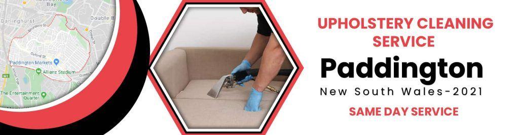 Upholstery Cleaning Paddington