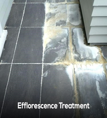 Efflorescence Treatment